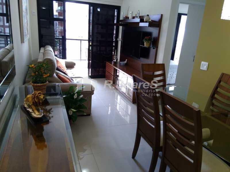 1 - Excelente apartamento com duas vagas de garagem na escritura no Cachambí em prédio com infra total - JCAP30416 - 1