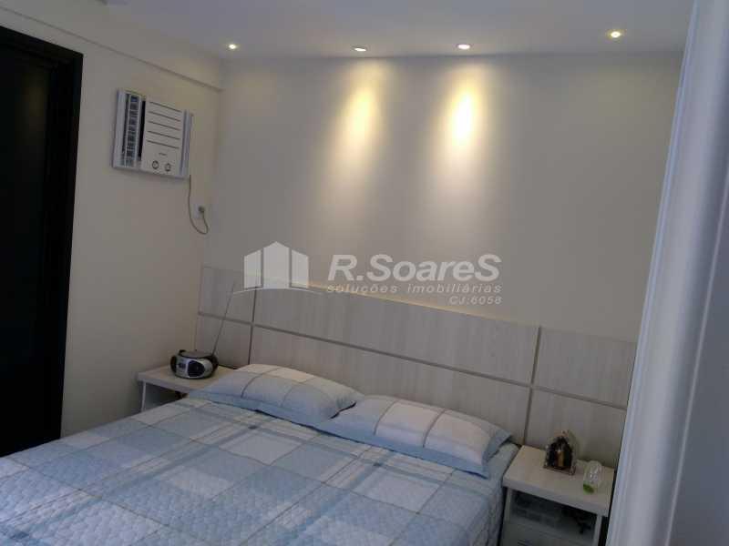 3 - Excelente apartamento com duas vagas de garagem na escritura no Cachambí em prédio com infra total - JCAP30416 - 4