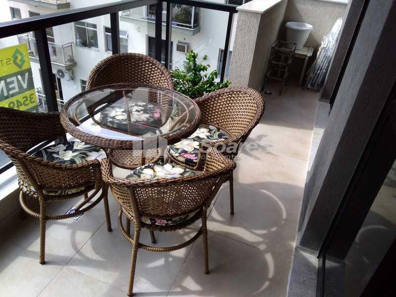 5 - Excelente apartamento com duas vagas de garagem na escritura no Cachambí em prédio com infra total - JCAP30416 - 6