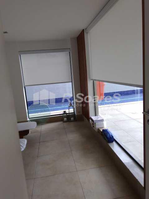 7 - Excelente apartamento com duas vagas de garagem na escritura no Cachambí em prédio com infra total - JCAP30416 - 8