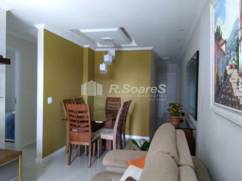 13 - Excelente apartamento com duas vagas de garagem na escritura no Cachambí em prédio com infra total - JCAP30416 - 14
