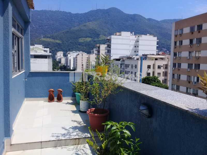 WhatsApp Image 2021-01-15 at 0 - Cobertura duplex na Rua Uruguai toda reformada de fino acabamento....... - JCCO30034 - 3