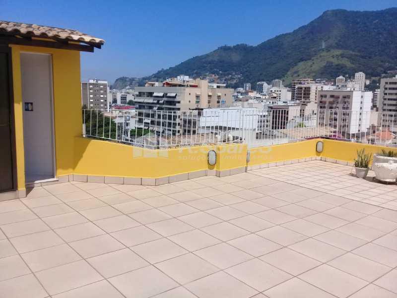 WhatsApp Image 2021-01-15 at 0 - Cobertura duplex na Rua Uruguai toda reformada de fino acabamento....... - JCCO30034 - 1