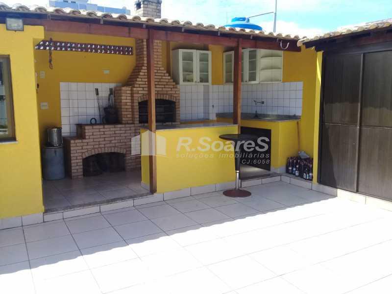 WhatsApp Image 2021-01-15 at 0 - Cobertura duplex na Rua Uruguai toda reformada de fino acabamento....... - JCCO30034 - 5