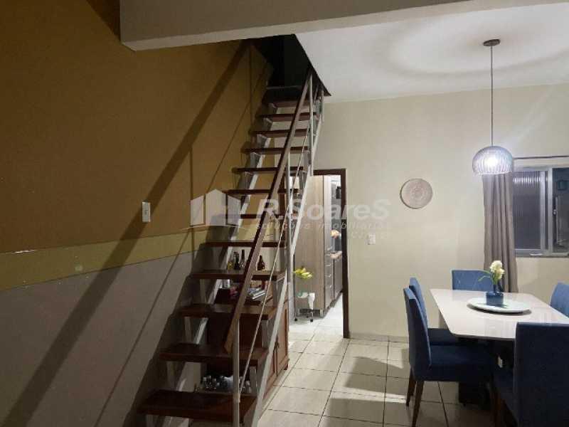 173065957324576 - Casa de vila no Riachuelo - JCCV30027 - 4