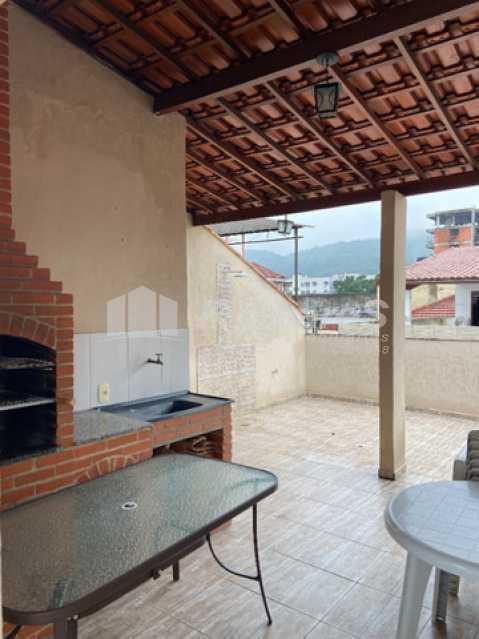 173096713216558 - Casa de vila no Riachuelo - JCCV30027 - 15