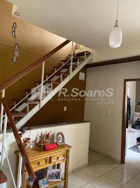 179002476160848 - Casa de vila no Riachuelo - JCCV30027 - 19