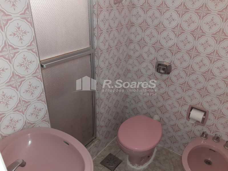 4 - R.Soares vende!!! Apartamento com dois quartos no coração do Meier colado á Rua Dias da Cruz perto da Pizzaria Parmê - JCAP20743 - 5