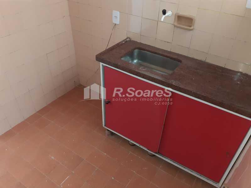 13 - R.Soares vende!!! Apartamento com dois quartos no coração do Meier colado á Rua Dias da Cruz perto da Pizzaria Parmê - JCAP20743 - 14