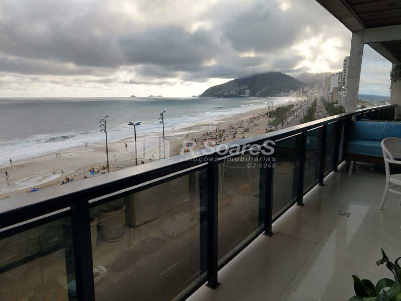 IMG_20191016_160913822_HDR - Apartamento 2 quartos à venda Rio de Janeiro,RJ - R$ 7.500.000 - LDAP20396 - 7