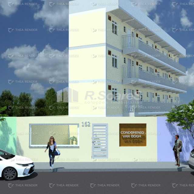 c380f7bf-234b-4256-8d6f-9d9211 - Apartamento 1 quarto à venda Rio de Janeiro,RJ - R$ 115.000 - VVAP10081 - 3
