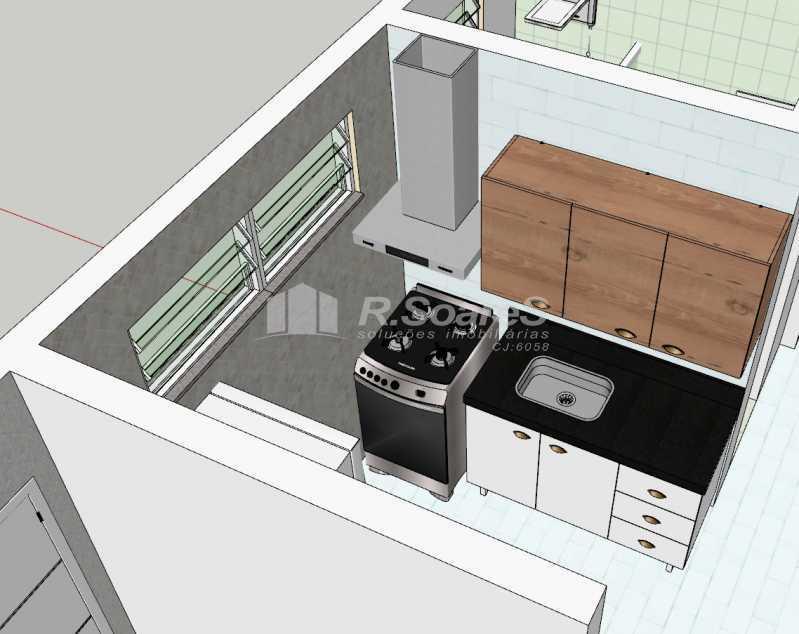 4a3c578c-d911-49f1-9ac6-8599af - Apartamento 1 quarto à venda Rio de Janeiro,RJ - R$ 115.000 - VVAP10081 - 16