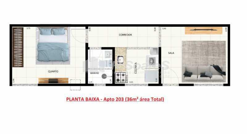 5cc5b858-f507-49e7-a465-9cfcb6 - Apartamento 1 quarto à venda Rio de Janeiro,RJ - R$ 115.000 - VVAP10081 - 18