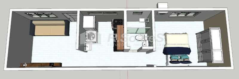 e9f6cbed-0584-4f45-b082-9f5a9a - Apartamento 1 quarto à venda Rio de Janeiro,RJ - R$ 115.000 - VVAP10081 - 14