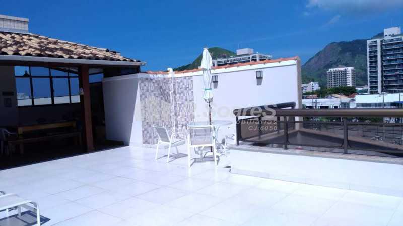 2 - Cobertura 2 quartos à venda Rio de Janeiro,RJ - R$ 745.000 - LDCO20010 - 3