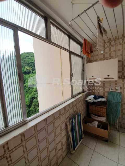 18. - Rio de Janeiro, Leme, 2 quartos, sendo 1 suíte, fundos/lateral, 84 m², junto À praia! - LDAP20405 - 19