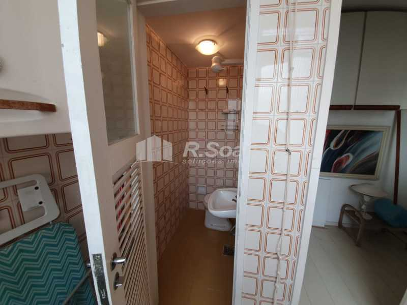 20. - Rio de Janeiro, Leme, 2 quartos, sendo 1 suíte, fundos/lateral, 84 m², junto À praia! - LDAP20405 - 21