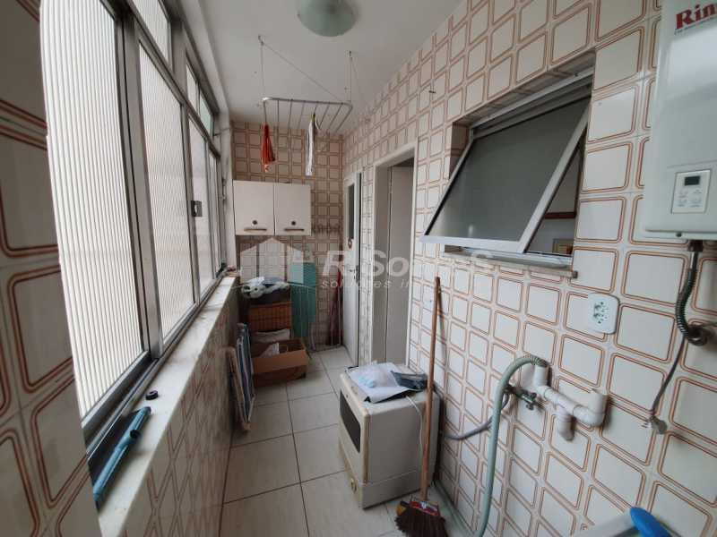 22. - Rio de Janeiro, Leme, 2 quartos, sendo 1 suíte, fundos/lateral, 84 m², junto À praia! - LDAP20405 - 23