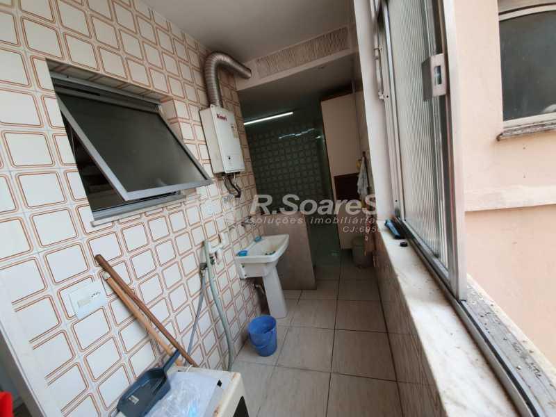 23. - Rio de Janeiro, Leme, 2 quartos, sendo 1 suíte, fundos/lateral, 84 m², junto À praia! - LDAP20405 - 24
