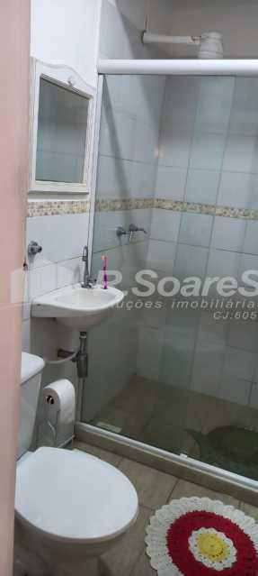 20 - Casa de Vila 1 quarto à venda Rio de Janeiro,RJ - R$ 480.000 - LDCV10002 - 20