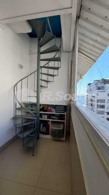 2. - Rio de Janeiro, Leme, 2 quartos, sendo 1 suíte, terraço, vaga, junto À praia! - LDAP20430 - 3