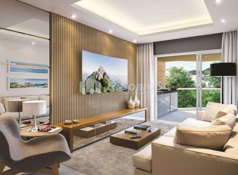 apartamento-solar-d-ampezzo-ti - Lançamento de Apartamento Garden na Tijuca - BTAA30001 - 3