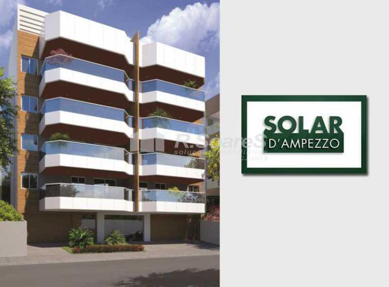 solar-d-ampezzo-tijuca-large-2 - Lançamento de Apartamento Garden na Tijuca - BTAA30001 - 1