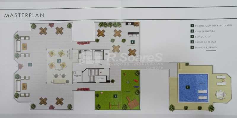3ad6e0e6-e585-4742-a45f-414189 - Lançamento na Tijuca 3 quartos - BTAP30020 - 9