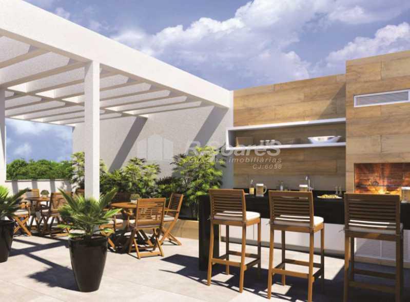 condominio-solar-d-ampezzo-lar - Lançamento na Tijuca 3 quartos - BTAP30020 - 5