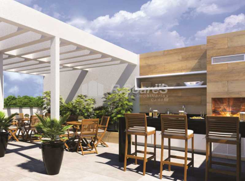 condominio-solar-d-ampezzo-lar - Lançamento na Tijuca 3 quartos - BTAP30021 - 5