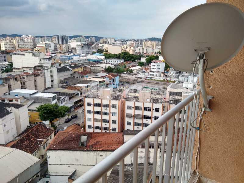0010 - Apartamento 2 quartos à venda Rio de Janeiro,RJ - R$ 305.000 - LDAP20436 - 13