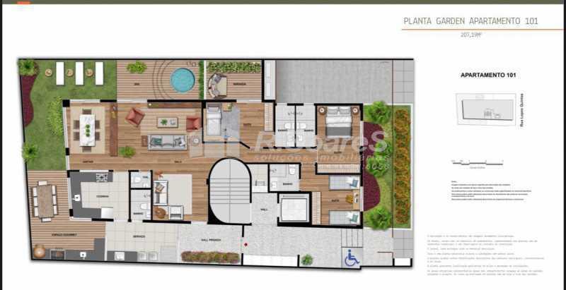 bb30cd89-be03-4e19-a643-07c9e9 - Apartamento 3 quartos à venda Rio de Janeiro,RJ - R$ 3.200.000 - BTAP30031 - 4