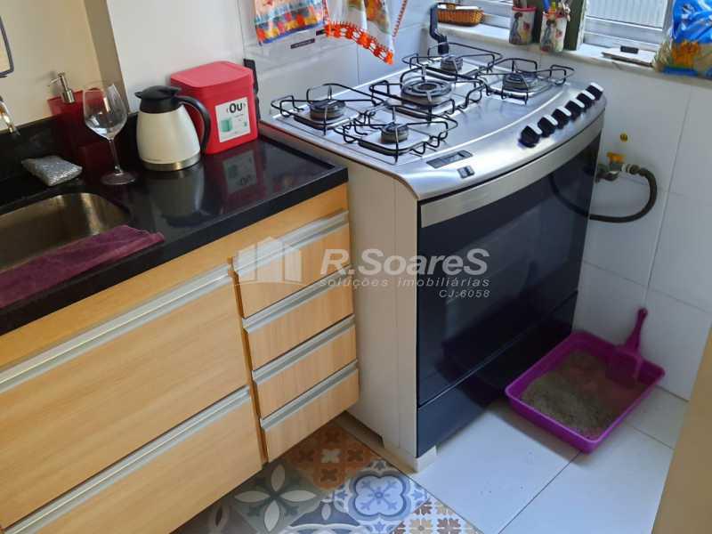 18 - R.Soares vende: Excelente sala quarto(suíte) no coração de Botafogo - BTAP10007 - 19