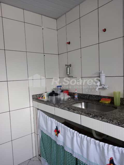 WhatsApp Image 2021-05-22 at 2 - R Soares vende!!!! Ótima casa de vila sala, dois quartos,, cozinha, no centro do Meier ótima localização.Aceita financiamento. - JCAP20821 - 6