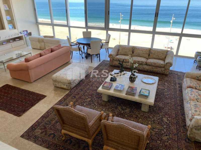 46ae3ab9025668235fe791ac53aa3d - Cobertura 5 quartos à venda Rio de Janeiro,RJ - R$ 17.000.000 - LDCO50002 - 1
