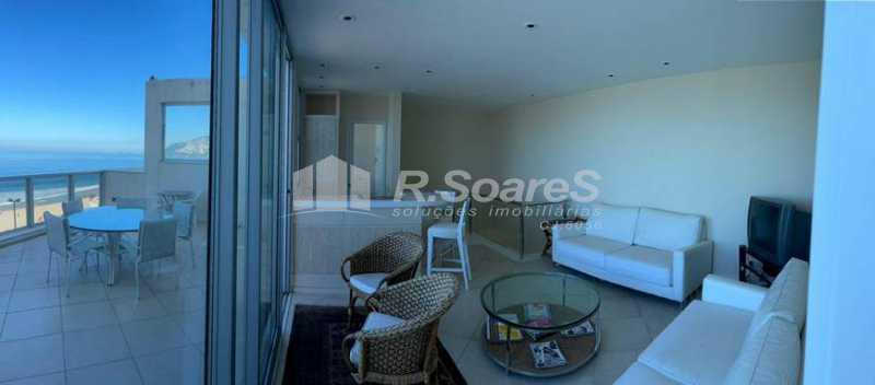 fcd0185e245ccd7b6a406b8f165e86 - Cobertura 5 quartos à venda Rio de Janeiro,RJ - R$ 17.000.000 - LDCO50002 - 5