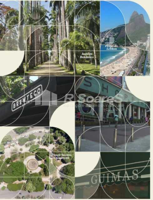 Apartamento 1 quarto à venda Rio de Janeiro,RJ - R$ 906.605 - LDAP10230 - 1
