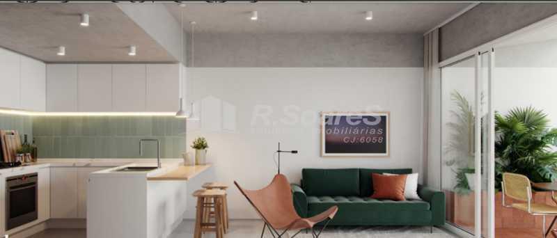 8 - Apartamento 1 quarto à venda Rio de Janeiro,RJ - R$ 906.605 - LDAP10230 - 10