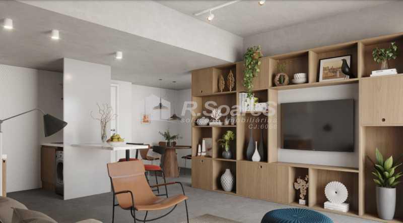 9 - Apartamento 1 quarto à venda Rio de Janeiro,RJ - R$ 906.605 - LDAP10230 - 11