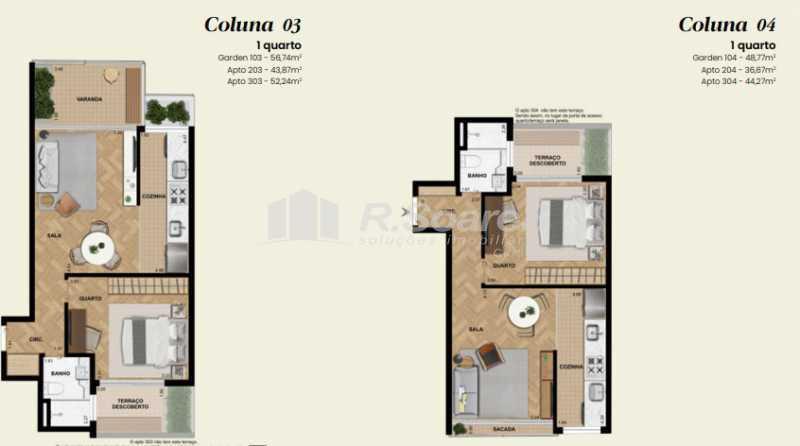 11 - Apartamento 1 quarto à venda Rio de Janeiro,RJ - R$ 906.605 - LDAP10230 - 13
