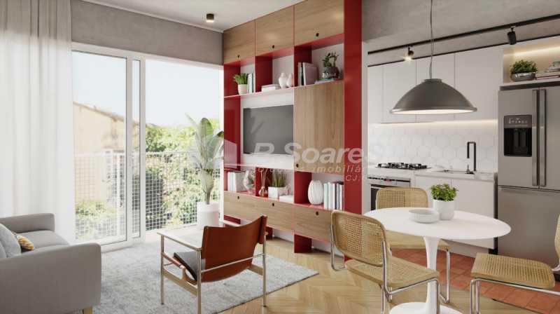 15 - Apartamento 1 quarto à venda Rio de Janeiro,RJ - R$ 906.605 - LDAP10230 - 17