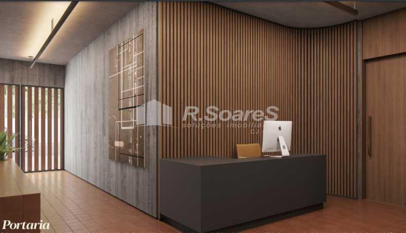 18 - Apartamento 1 quarto à venda Rio de Janeiro,RJ - R$ 906.605 - LDAP10230 - 19