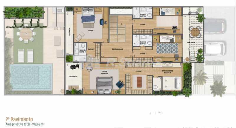 7 - Casa 4 quartos à venda Rio de Janeiro,RJ - R$ 9.850.000 - LDCA40007 - 8