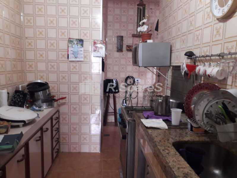 WhatsApp Image 2021-06-10 at 1 - R Soares alugar excelente apartamento sala dois quartos e dependência completa pertinho do metrô Estácio. - JCAP20828 - 1