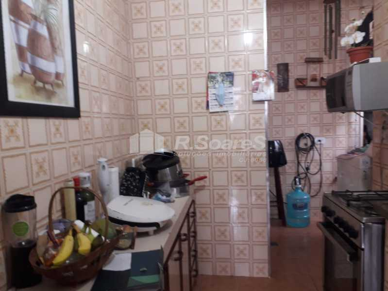 WhatsApp Image 2021-06-10 at 1 - R Soares alugar excelente apartamento sala dois quartos e dependência completa pertinho do metrô Estácio. - JCAP20828 - 3
