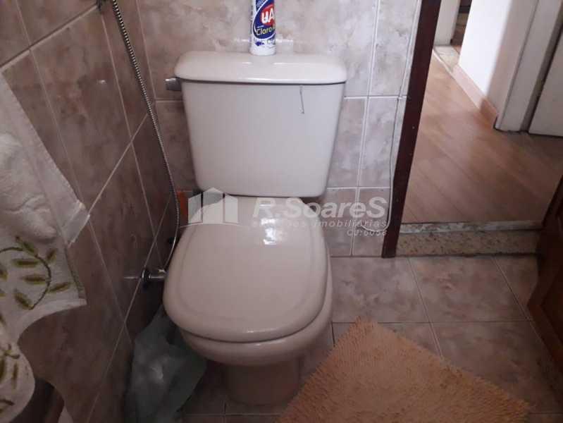 WhatsApp Image 2021-06-10 at 1 - R Soares alugar excelente apartamento sala dois quartos e dependência completa pertinho do metrô Estácio. - JCAP20828 - 7