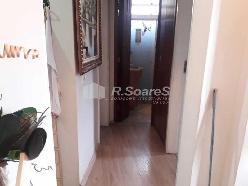 WhatsApp Image 2021-06-10 at 1 - R Soares alugar excelente apartamento sala dois quartos e dependência completa pertinho do metrô Estácio. - JCAP20828 - 14