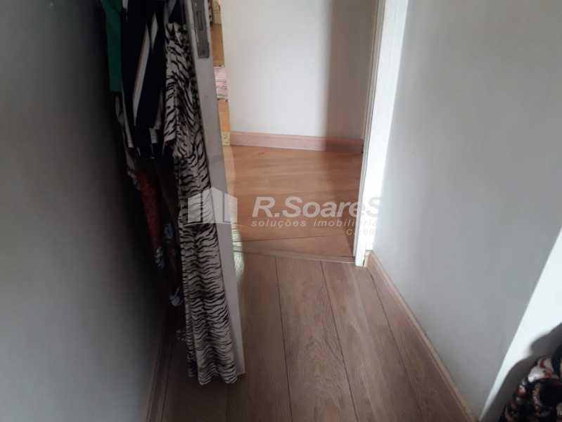 WhatsApp Image 2021-06-10 at 1 - R Soares alugar excelente apartamento sala dois quartos e dependência completa pertinho do metrô Estácio. - JCAP20828 - 23