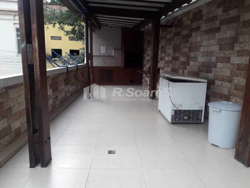 WhatsApp Image 2021-06-10 at 1 - R Soares alugar excelente apartamento sala dois quartos e dependência completa pertinho do metrô Estácio. - JCAP20828 - 26