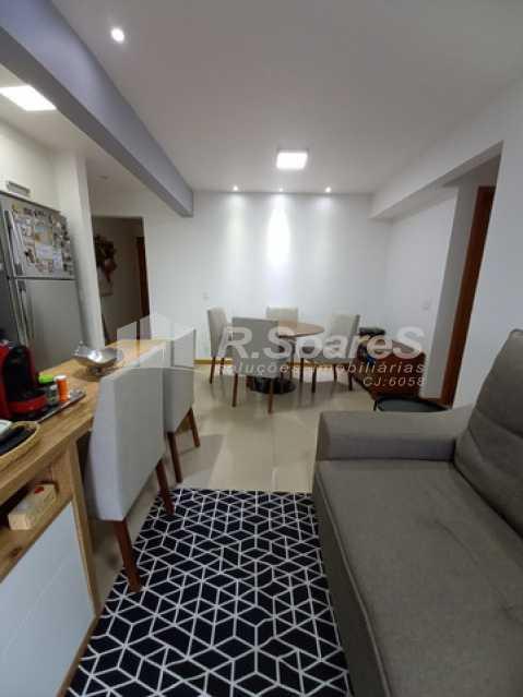 761125612345975 - Apartamento 2 quartos à venda Rio de Janeiro,RJ - R$ 450.000 - LDAP20466 - 3